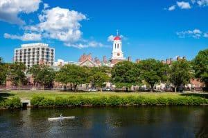 John W. Weeks Bridge - Harvard - Harvard University